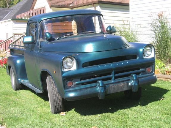 1957 Dodge D150 Club Cab