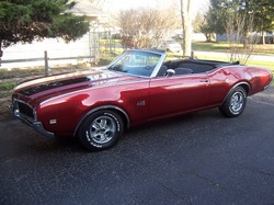 tommy-gunn99s 1969 Oldsmobile 442