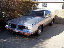 hurstolds83 1984 Oldsmobile Cutlass Calais