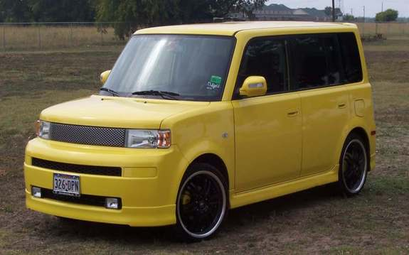 dubstar2003 2005 scion xb specs photos modification info. Black Bedroom Furniture Sets. Home Design Ideas