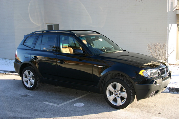 consultant 2005 bmw x3 specs photos modification info at cardomain. Black Bedroom Furniture Sets. Home Design Ideas