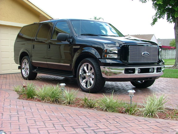 Another bigbadblack1 2004 Ford Excursion post... - 7267173