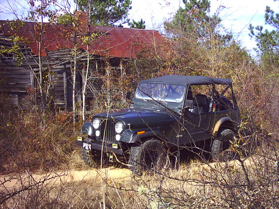 Another the_max 1982 Jeep CJ7 post... - 7267755