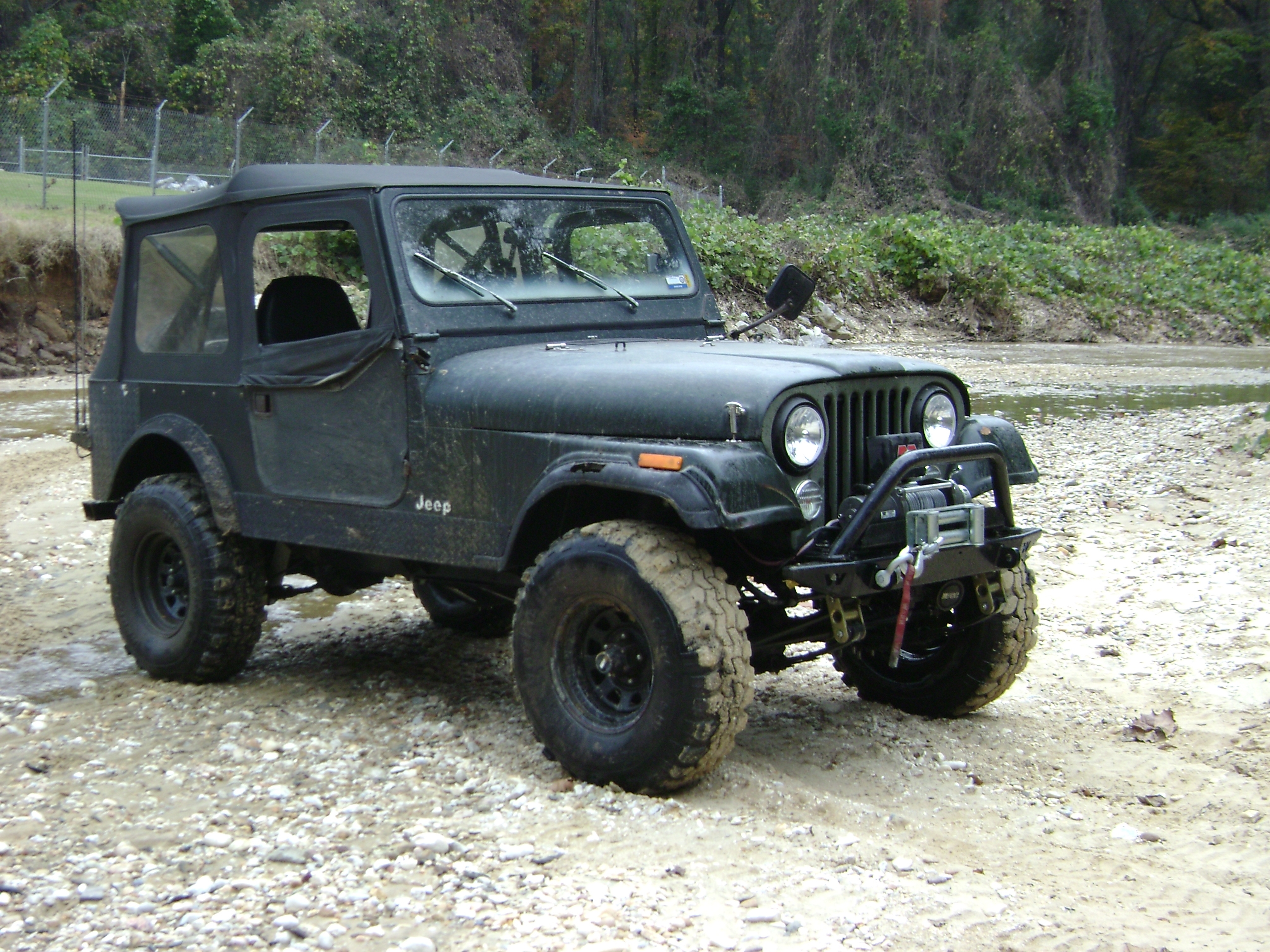 Another the_max 1982 Jeep CJ7 post... - 7267765