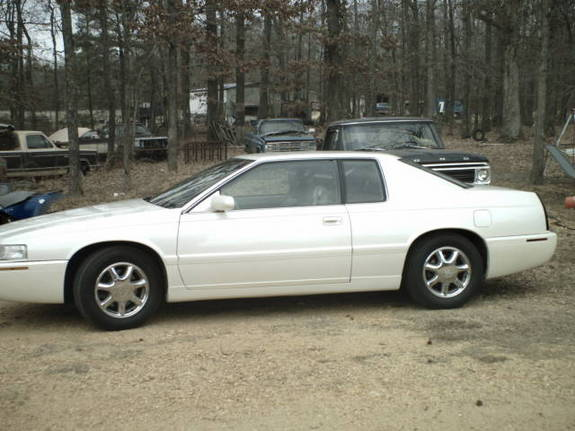 Another JoshMcD 2000 Cadillac Eldorado post... - 7268194