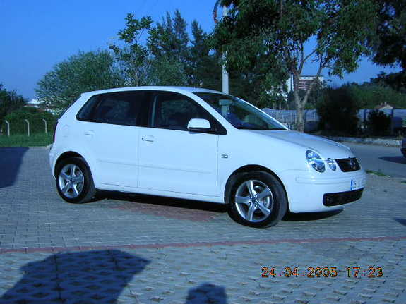 polosecho 2004 volkswagen polo specs photos modification info at cardomain. Black Bedroom Furniture Sets. Home Design Ideas