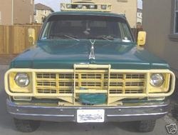 arswagger 1977 GMC Jimmy
