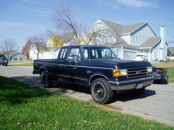 slowgladstone 1989 Ford F150 Regular Cab