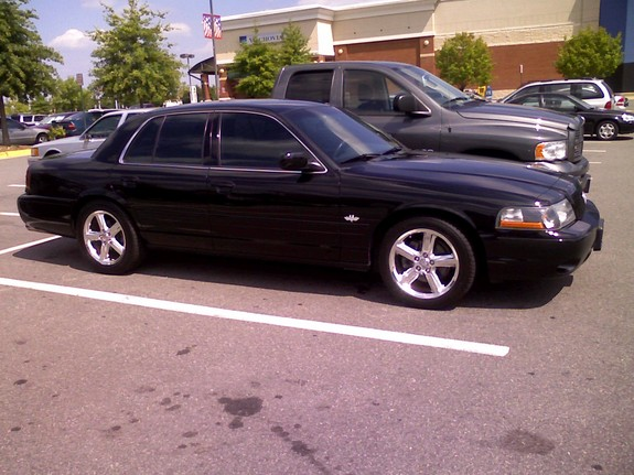 Another BLKSXT 2003 Mercury Marauder post... - 7340774