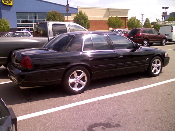 Another BLKSXT 2003 Mercury Marauder post... - 7340775