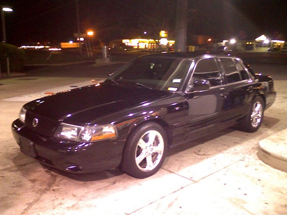 Another BLKSXT 2003 Mercury Marauder post... - 7340776