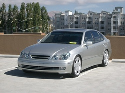 carlssonls400s 2005 Lexus GS