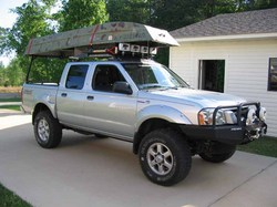 JB_Adams 2003 Nissan Frontier Regular Cab