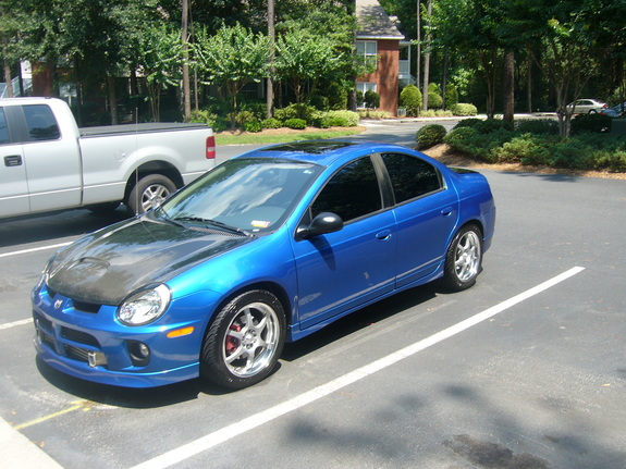 Another 04BluSRT4 2004 Dodge Neon post... - 7274101