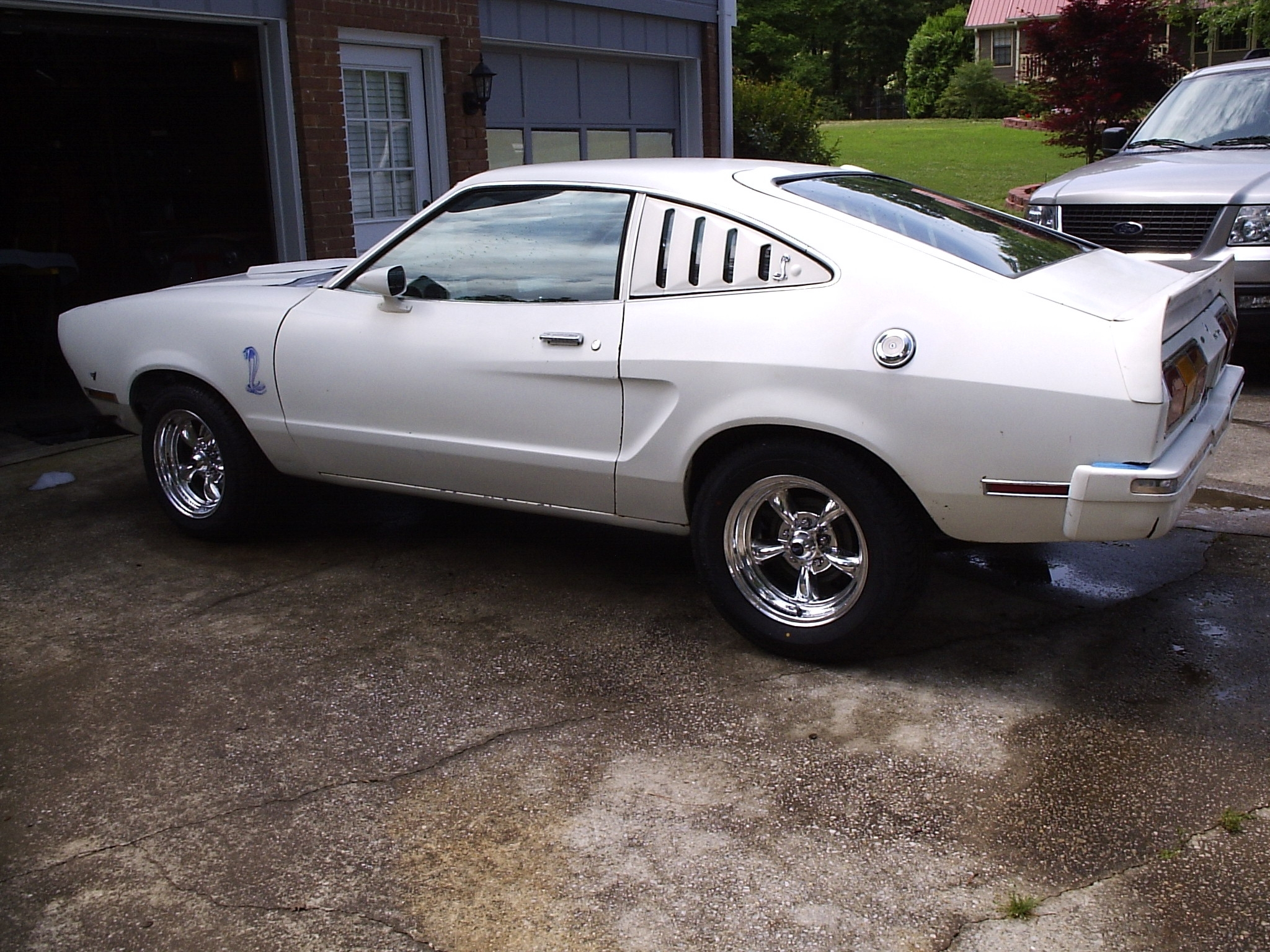 welder4956 1976 Ford Mustang II Specs s Modification Info at