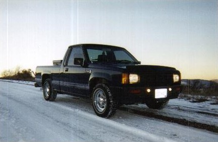 Another chris_the_skier 1987 Dodge Mini Ram post... - 7431393
