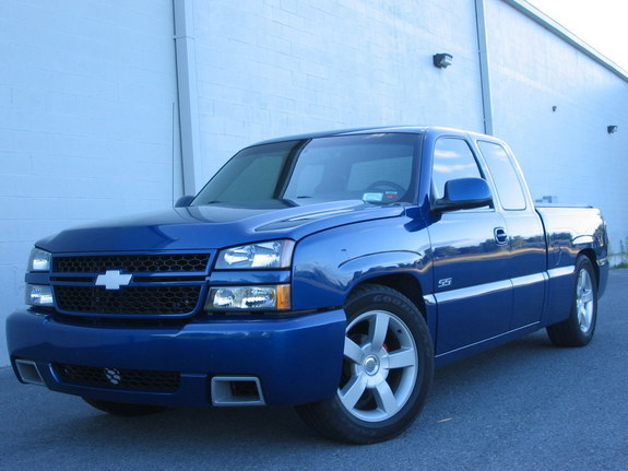 Another Creederado 2003 Chevrolet Silverado 1500 Regular Cab