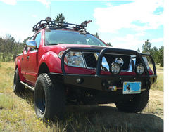 Threadkilla 2005 Nissan Frontier Regular Cab