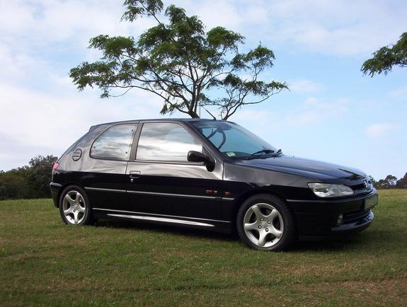 Another sydVR6 1997 Peugeot 306 post... - 7281262