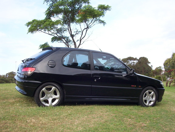 Another sydVR6 1997 Peugeot 306 post... - 7281263