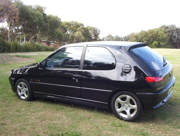 Another sydVR6 1997 Peugeot 306 post... - 7281265