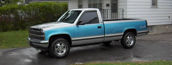 MPK78 1993 Chevrolet C/K Pick-Up