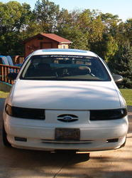 95IVSHOs 1995 Ford Taurus
