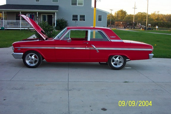Another taker64 1964 Ford Fairlane post... - 7289043
