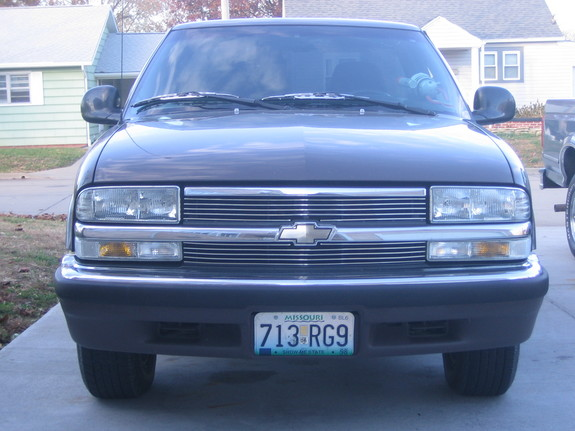 nickss 10 39 s 1998 chevrolet s10 regular cab in perryville mo. Black Bedroom Furniture Sets. Home Design Ideas