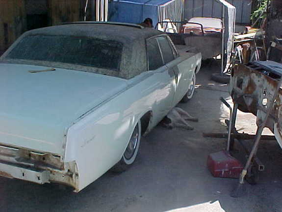 Another OscarLV2005 1967 Lincoln Continental post... - 7287148