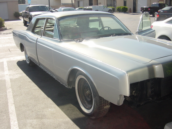 Another OscarLV2005 1967 Lincoln Continental post... - 7287155