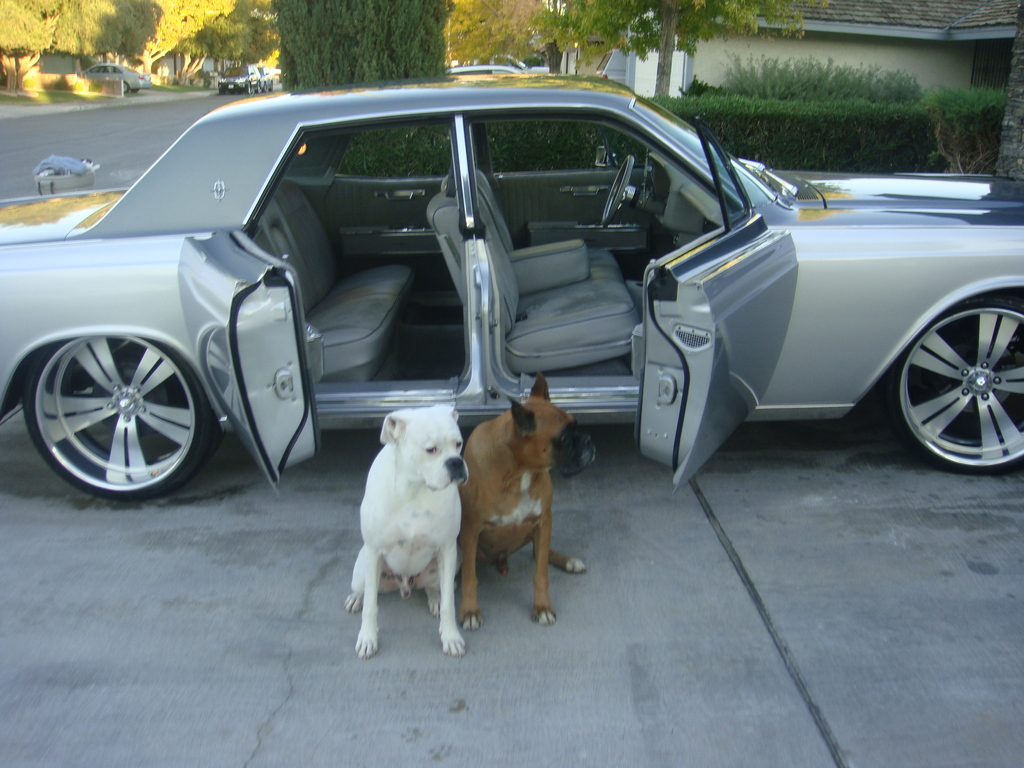 Another OscarLV2005 1967 Lincoln Continental post... - 7287178