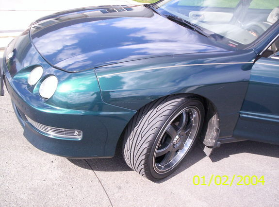 Another ekzrated 1998 Acura Integra post... - 7287820
