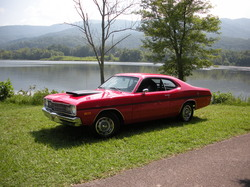 warren_454 1973 Dodge Dart Sport