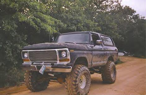 Another 92rangerssuck 1979 Ford Bronco post... - 7288857