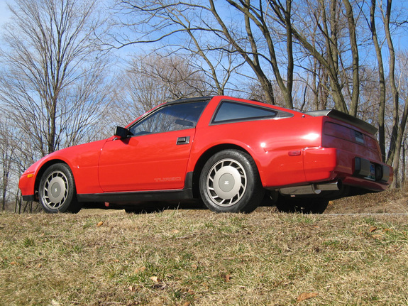 silverrings 1987 nissan 300zx specs photos modification. Black Bedroom Furniture Sets. Home Design Ideas