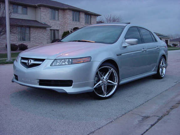 silvertl05 2005 acura tl specs photos modification info. Black Bedroom Furniture Sets. Home Design Ideas