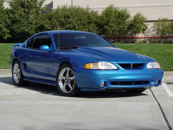 Blu50stang 1998 Ford Mustang Specs Photos Modification