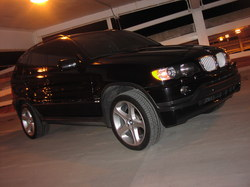 HooptySType 2003 BMW X5