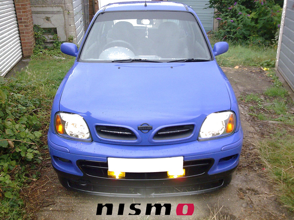 nismo174 39 s 2001 nissan micra page 2 in london. Black Bedroom Furniture Sets. Home Design Ideas