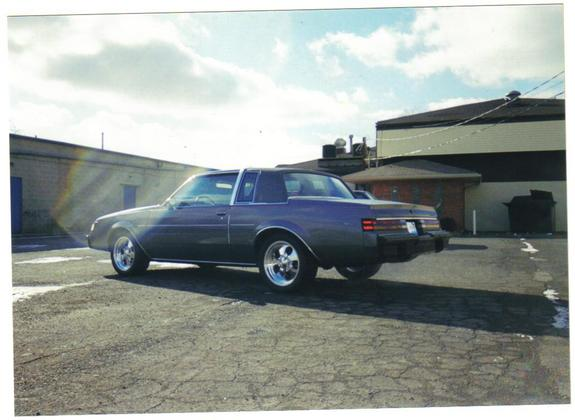Another uneek76 1986 Buick Regal post... - 7293654