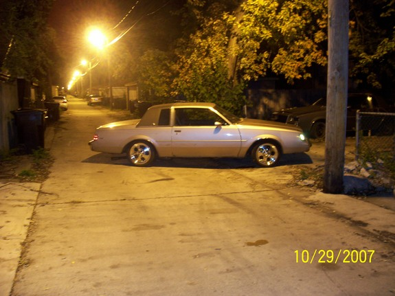 Another uneek76 1986 Buick Regal post... - 7293661