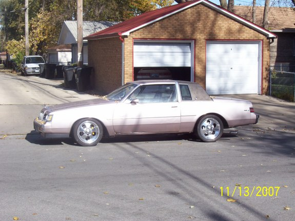 Another uneek76 1986 Buick Regal post... - 7293664