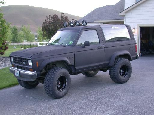 chrrybombbii 1986 ford bronco ii specs photos. Black Bedroom Furniture Sets. Home Design Ideas