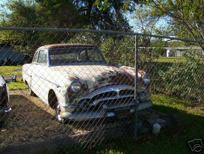 Another hipwhore 1953 Studebaker Champion post... - 7296027