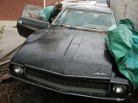 Another I_Ghost_I 1972 AMC Javelin post... - 7296857