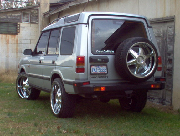 Classiccarworks 1997 Land Rover Discovery Specs  Photos  Modification Info At Cardomain