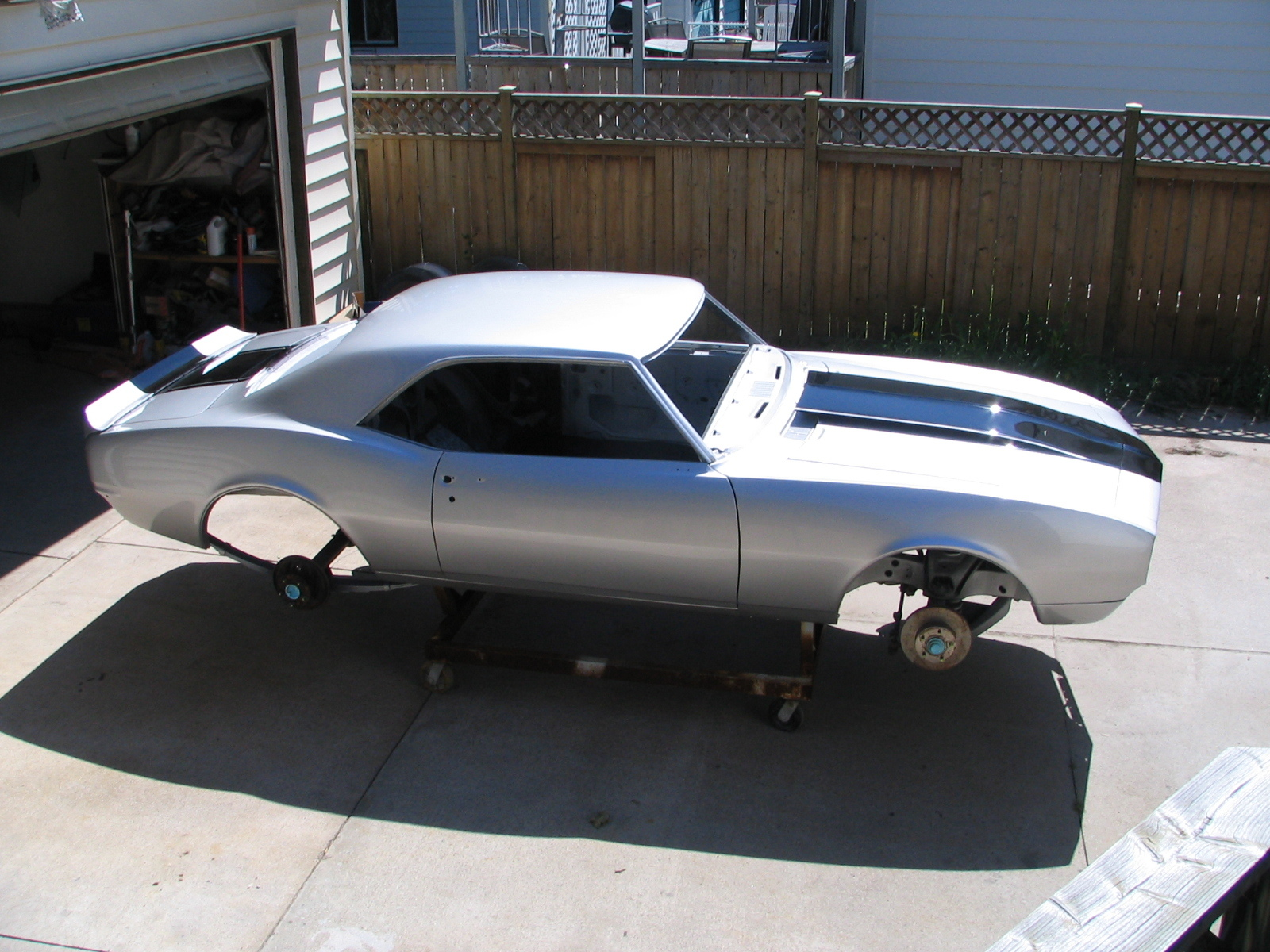Another balljoint 1968 Chevrolet Camaro post... - 7298074