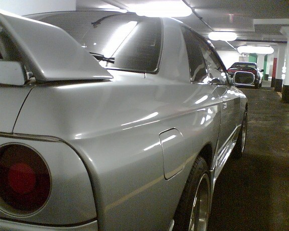 Another BlueBoraT 1990 Nissan Skyline post... - 7296971