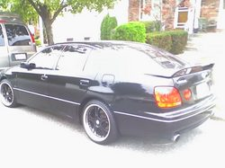 onesickgs430s 2004 Lexus GS